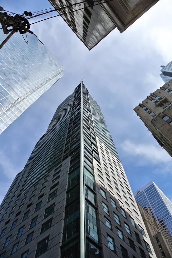 Nadie quiere vivir en la Torre Trump de Toronto