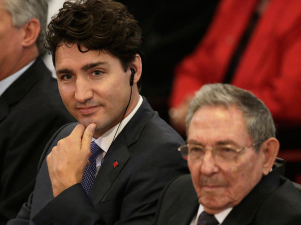 Trudeau visit to Cuba signals good position for Canada despite uncertainty over Trump