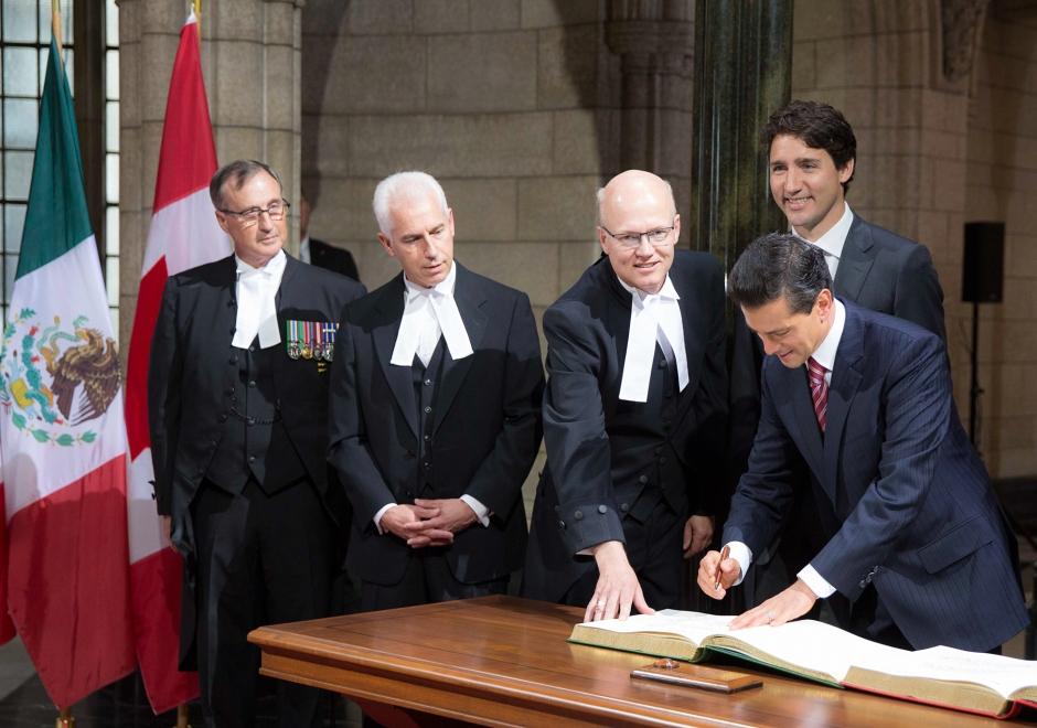 Canadá ratifica la eliminación del visado para los mexicanos