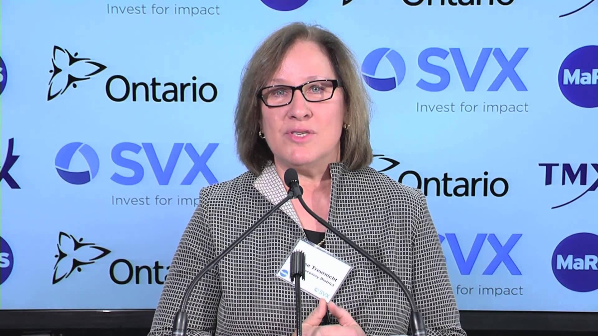 La CEO de MaRS asegura que la inmigración potencia la economía canadiense