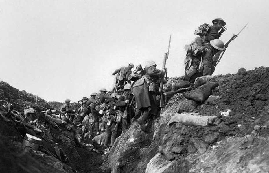 Canadá y la Primera Guerra Mundial, el origen del red poppy