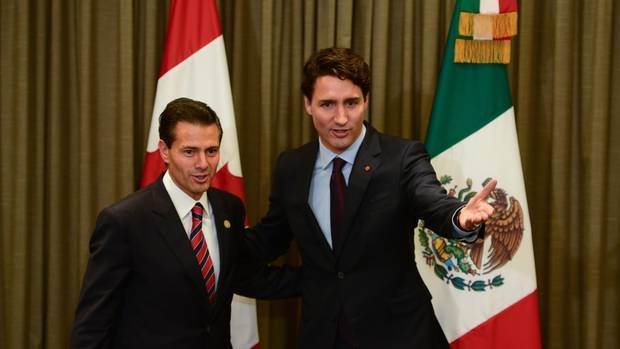 Amid fear over Trump, Mexico could lose Canada as an ally