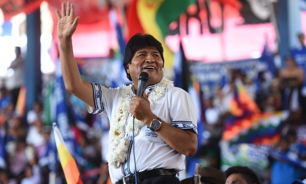 Bolivia's president Evo Morales to run again despite referendum ruling it out