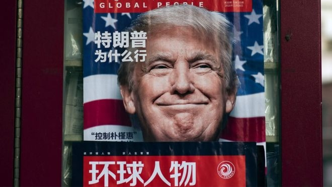 Trump appoints China critic Peter Navarro to trade post