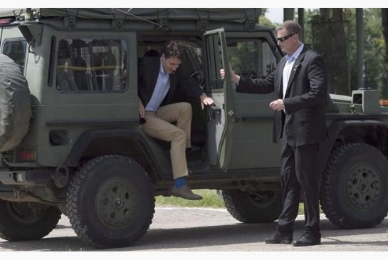 Trudeau promises debate on peacekeeping mission, stops short on vote