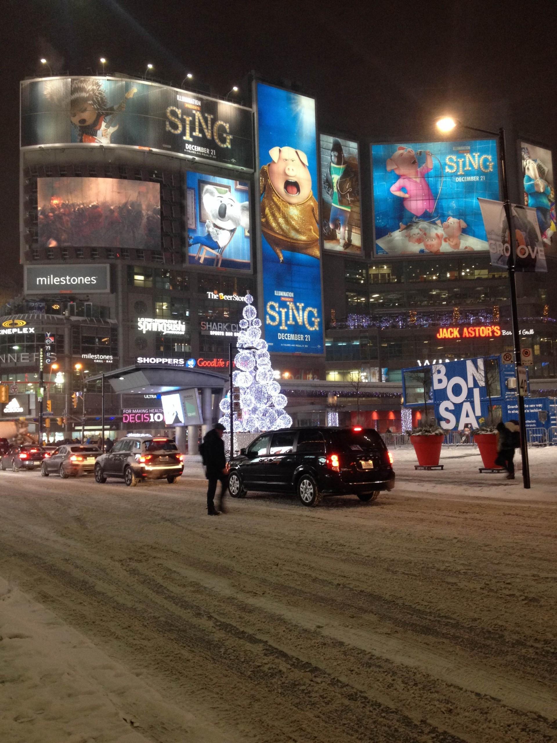 ¿Sabías que Toronto es más frío que Marte?