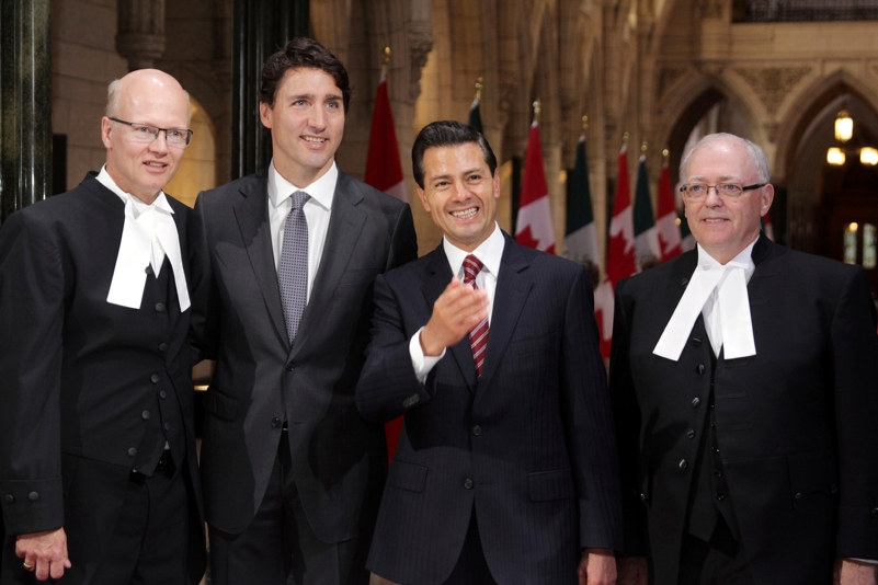 Dinner for Mexican president cost $134,000; well worth it, say MPs