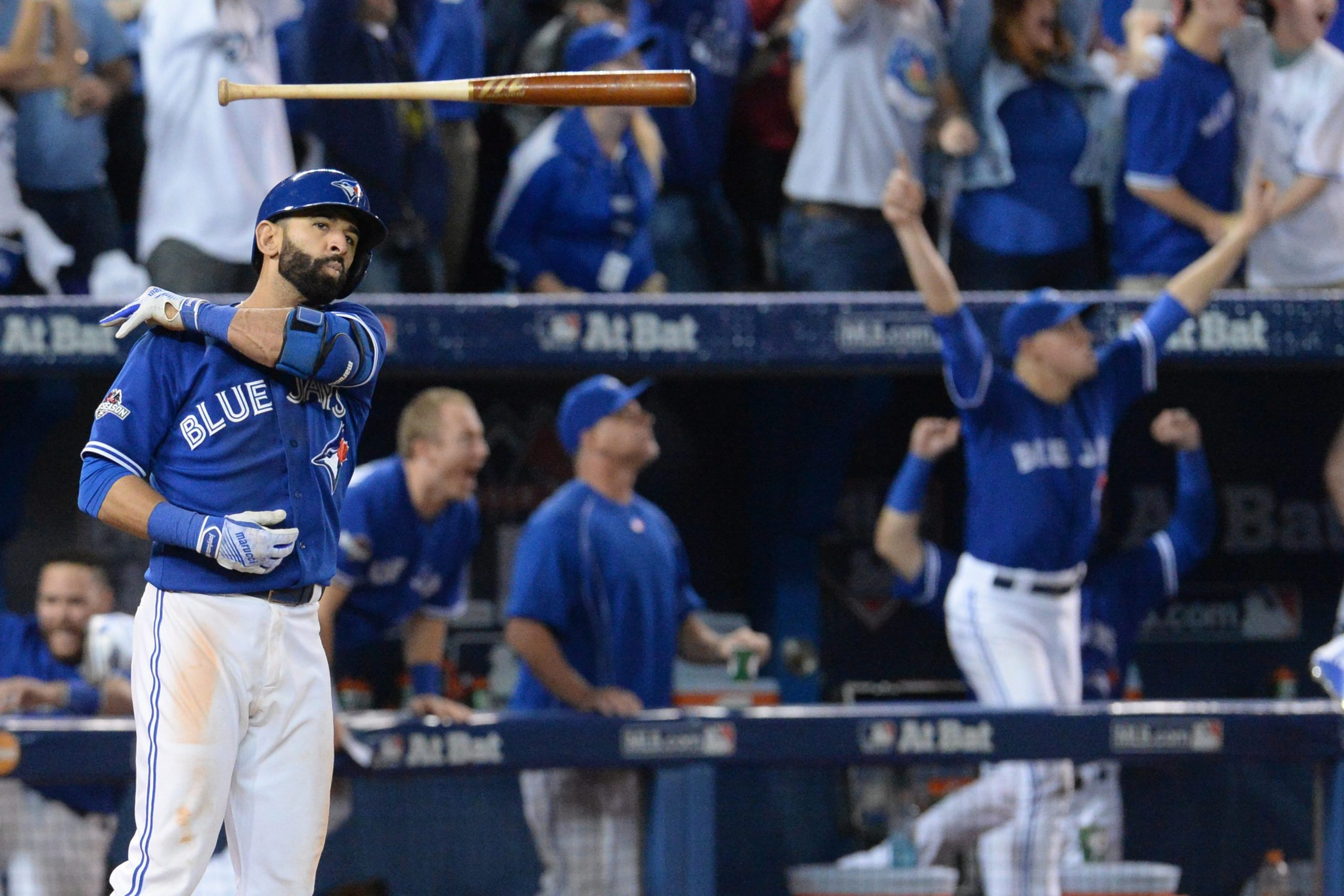 Blue Jays sign Jose Bautista to one-year, $18M contract