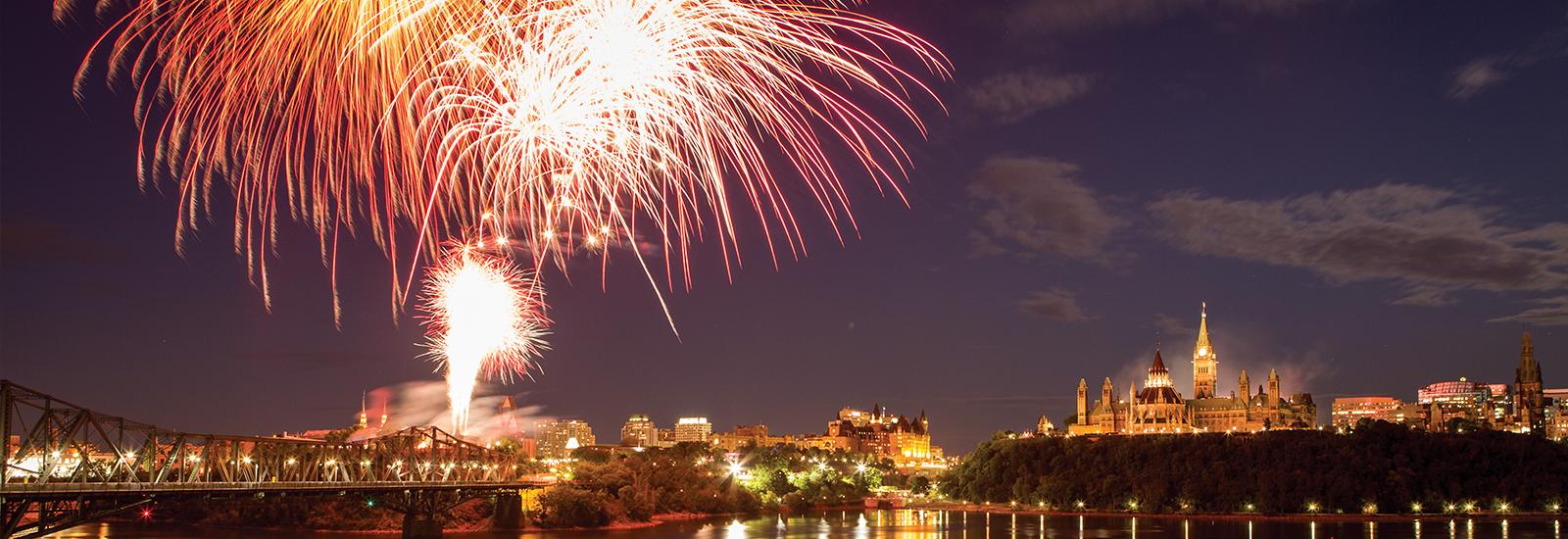 Los inmigrantes son los más entusiastas con el 150 aniversario de Canadá