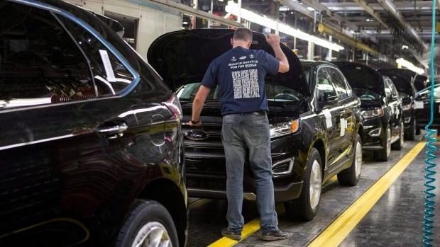 Canada could also face auto border tax, Trump spokesman suggests