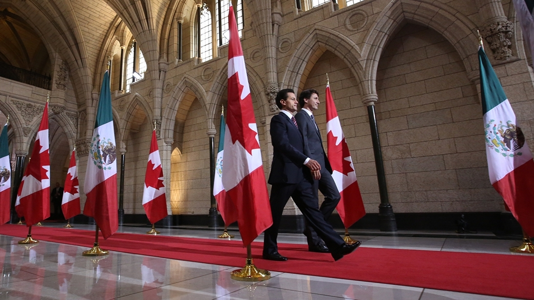 Trade with Canada, Mexico key for producers