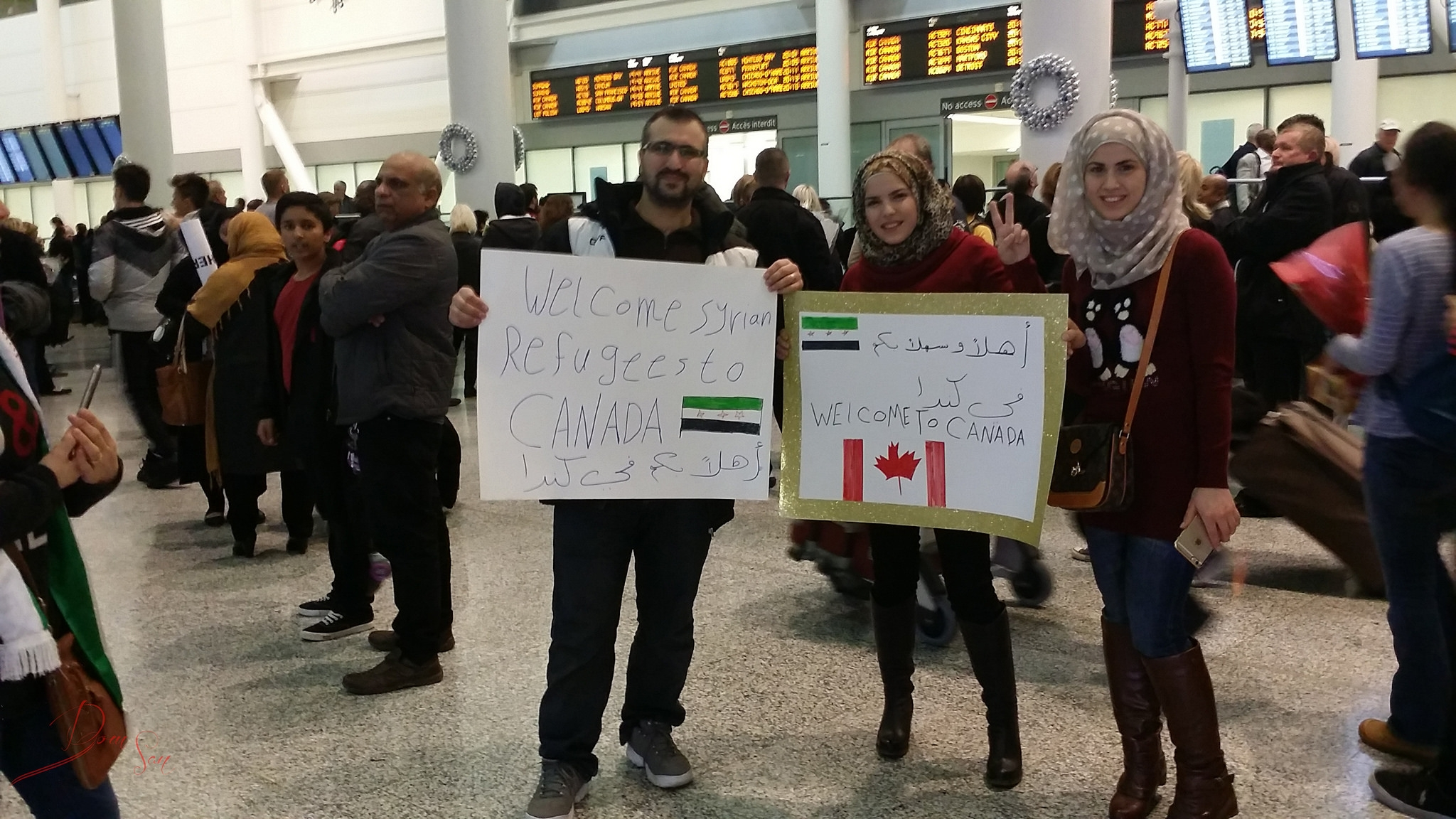One-in-four Canadians support Trump-style ban on Syrian refugees