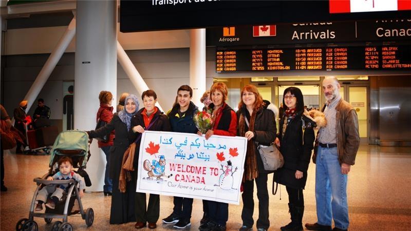 Canada under pressure to counter Trump's 'Muslim ban'