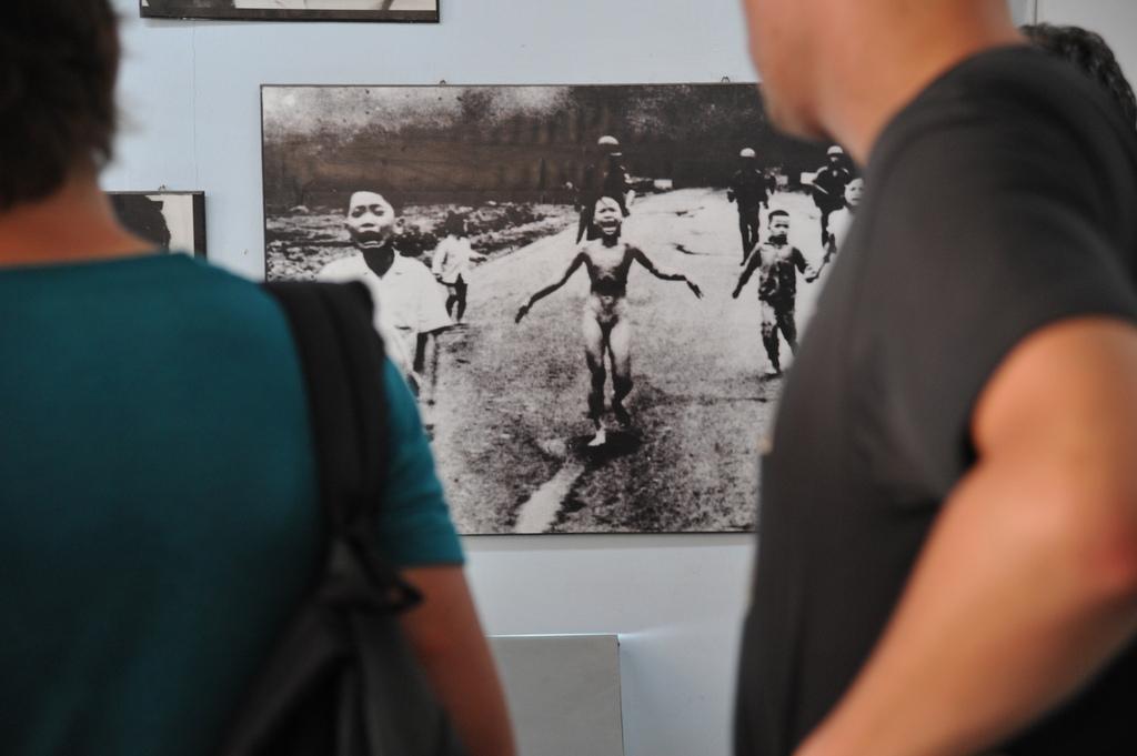 Refugiados con Historia: Kim Phuc, 'la niña del napalm', el poder del perdón