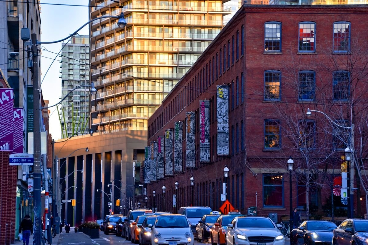 Toronto's new industrial revolution: why old buildings need new ideas