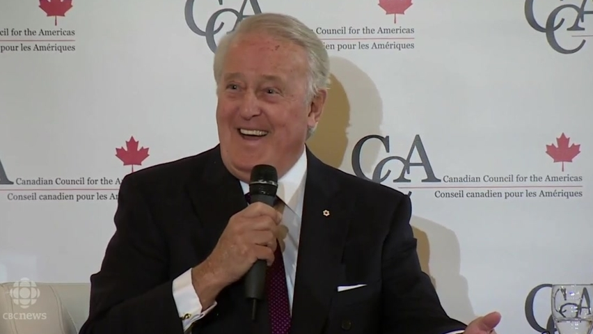 Don't throw Mexico 'under the bus,' says Mulroney