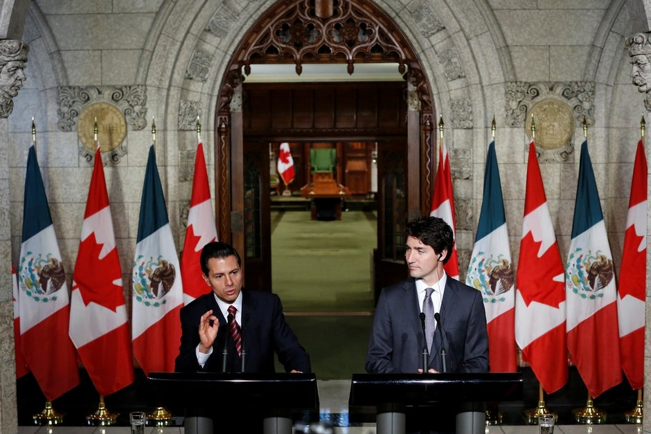 On NAFTA, Canada and Mexico can work together