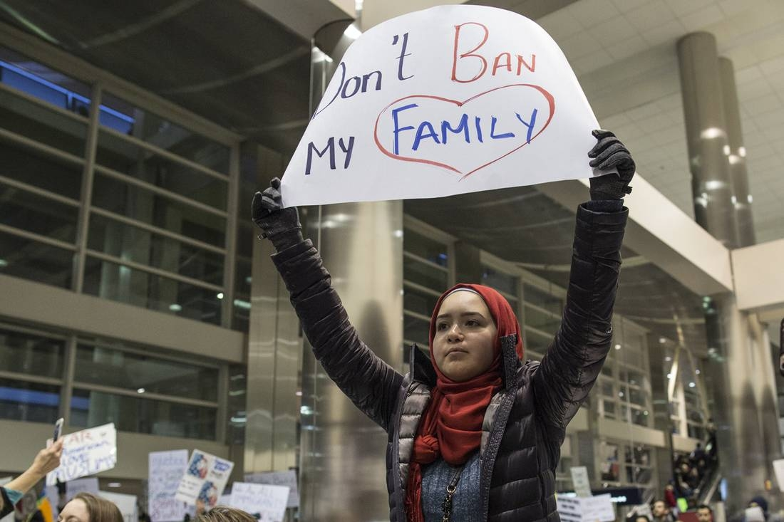 Trump's immigration ban: What we know so far, and how it affects Canadians