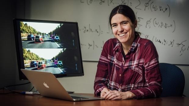La española que revoluciona desde Toronto la tecnología autónoma de vehículos