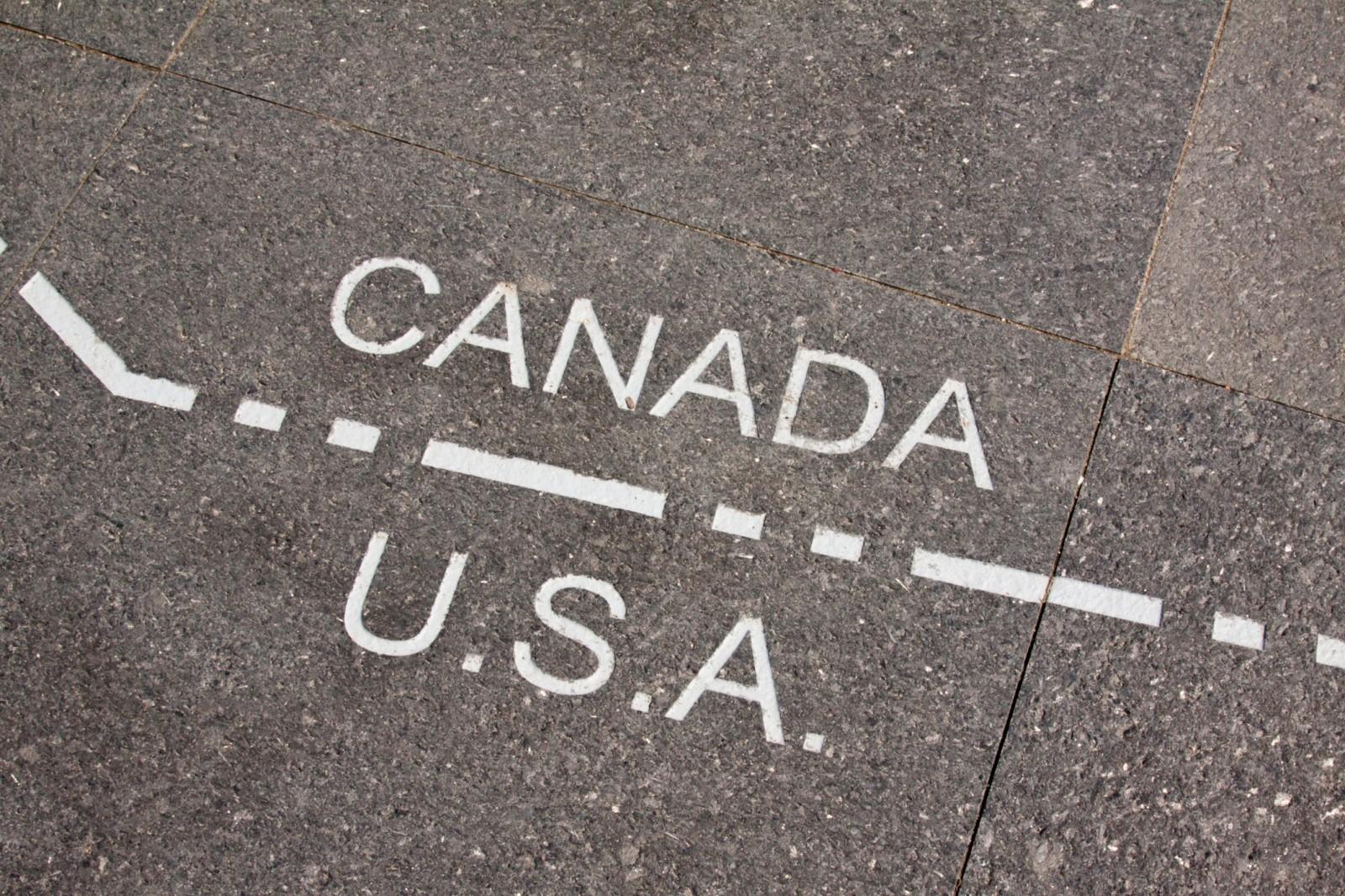 Crecen los problemas para los canadienses en la frontera con EE.UU