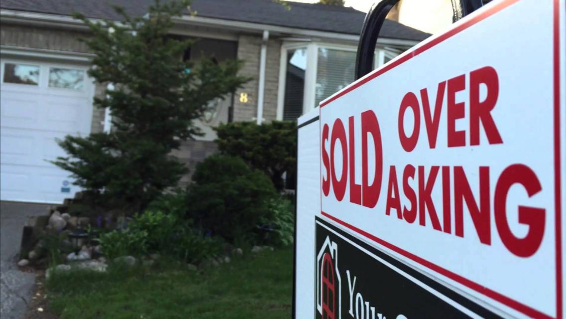 ¿Se enfrenta Toronto a una burbuja inmobiliaria como la de los 80?