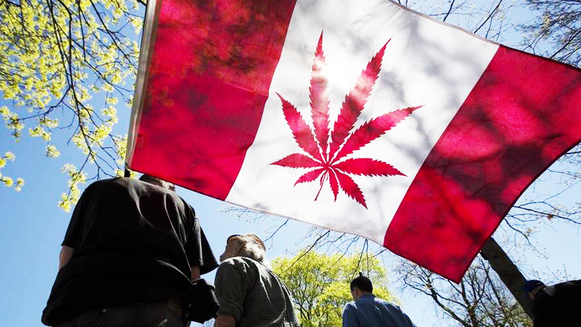 La marihuana será legal en Canadá el 1 de julio de 2018