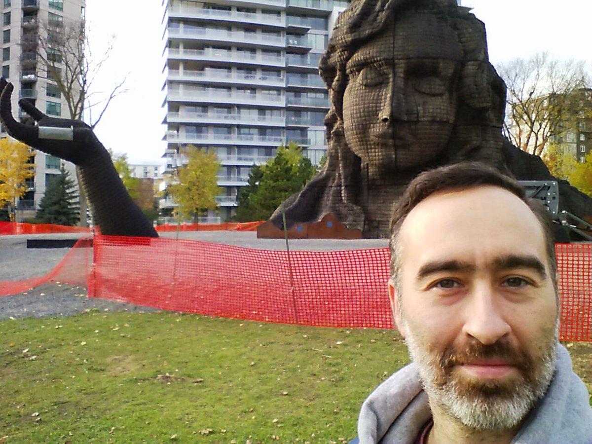 """Canadá prepara un mosaico de esculturas """"verdes"""" para su 150 aniversario"""