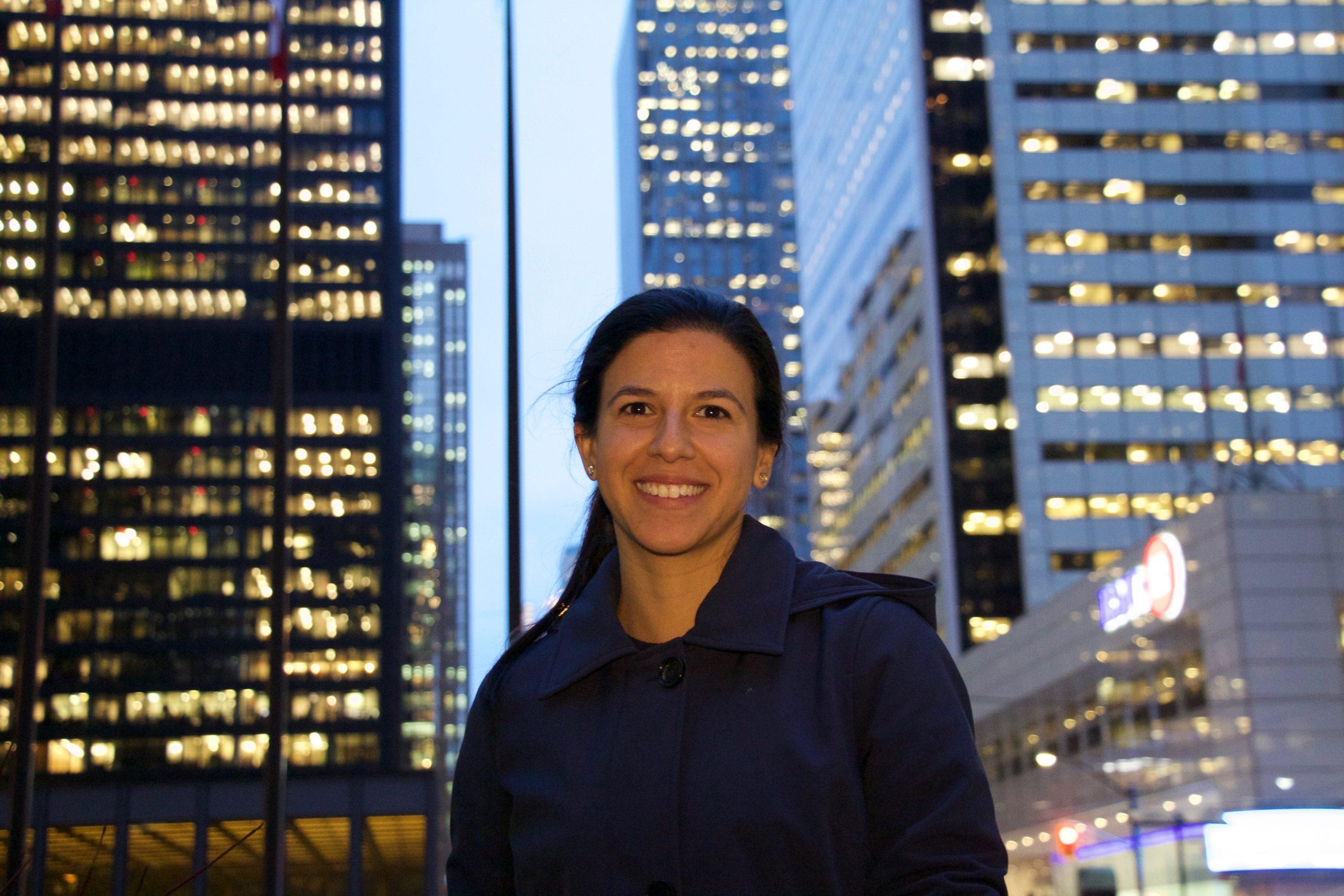 """Sara Rivera: """"Las incertidumbres sobre el TLCAN alientan el comercio entre México y Ontario"""""""
