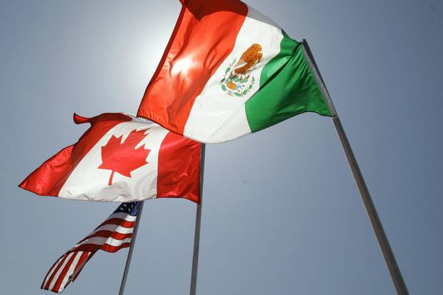 NAFTA more popular in Canada than U.S., Mexico: Pew Research Centre