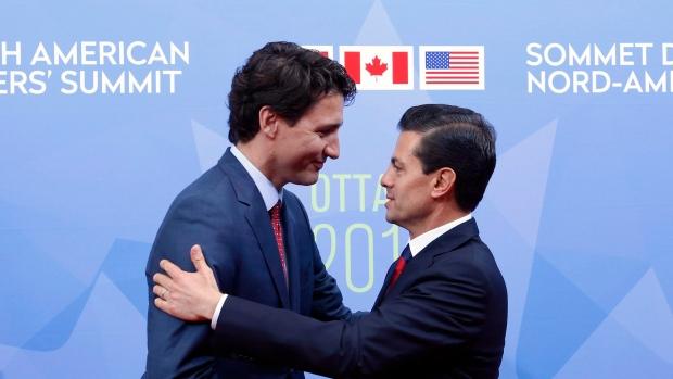 México y Canadá buscan los puntos débiles de EEUU en el TLCAN