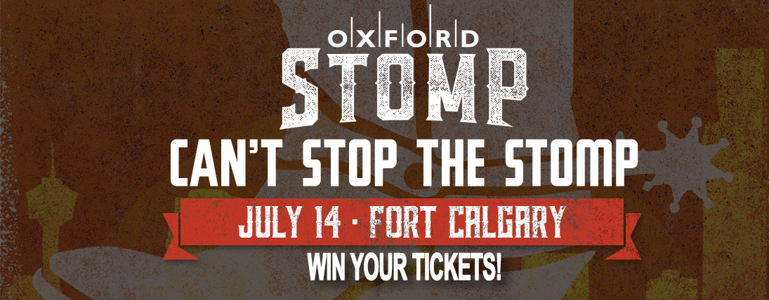 Win Tickets to Oxford Stomp!