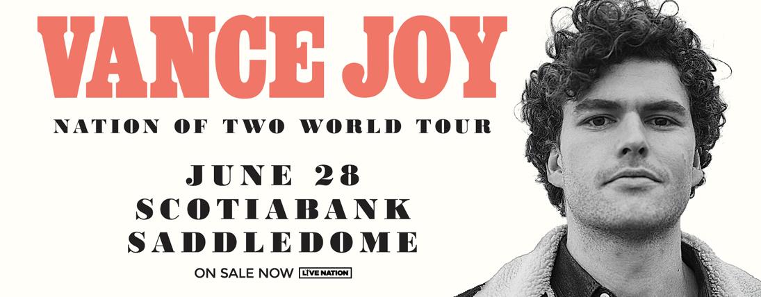Win tickets to Vance Joy