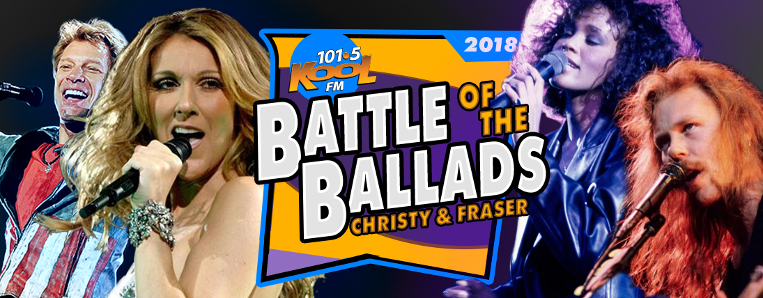Feature: http://www.1015koolfm.ca/battle-of-the-ballads/