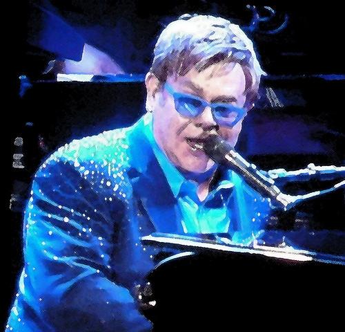 Elton John Raises Over $3 Million for His AIDS Foundation