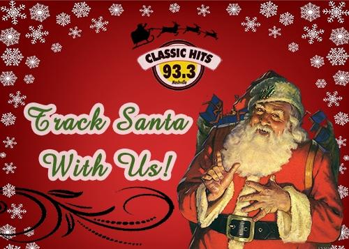 Classic Hits Santa Tracker small