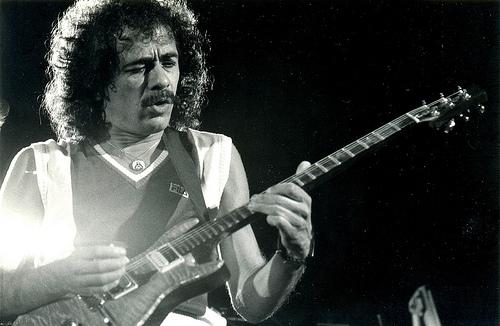 ARTIST OF THE WEEK: Santana