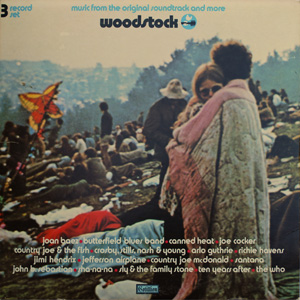 ON THIS DAY IN CLASSIC HITS MUSIC HISTORY ft. Woodstock