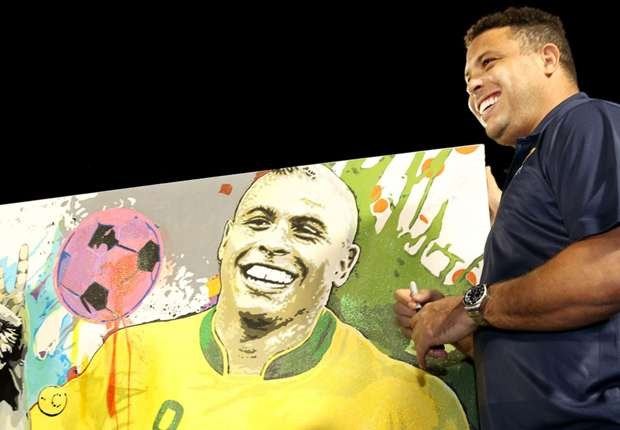 Happy 40th birthday, El Fenomeno! The real Ronaldo is the greatest No.9 in history