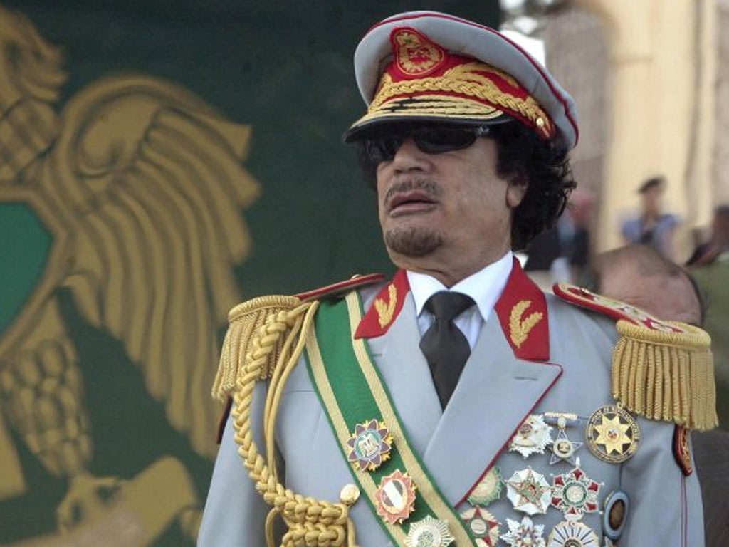 War-weary Libyans miss life under Gadhafi