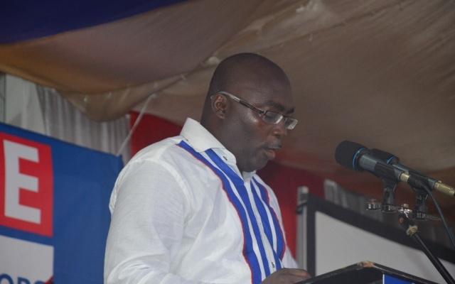 Corruption is hallmark of Mahama's gov't - Bawumia