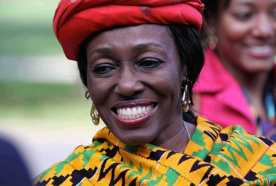 Konadu Rawlings hot over sale of 31st December Women Movement properties