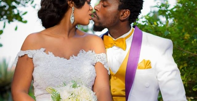 Kwaw Kese's Beautiful Wife Writes This Cute Birthday Message To Him