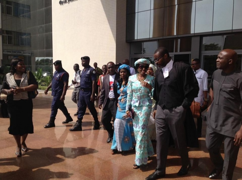 Court strikes out Nana Konadu's case against EC