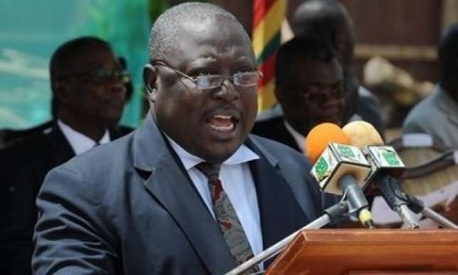 Omane Boamah's drunken tantrums show shallowness of his education – Martin Amidu