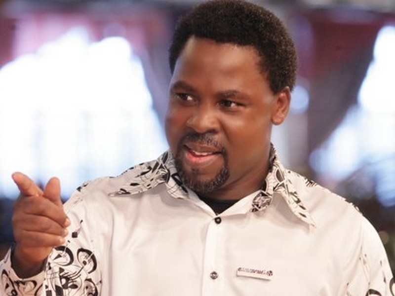 People prayed, begged God to reverse my US election prophecy – TB Joshua