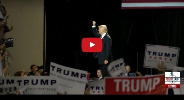 LIVE STREAMING: Donald Trump campaigns in Grand Rapids