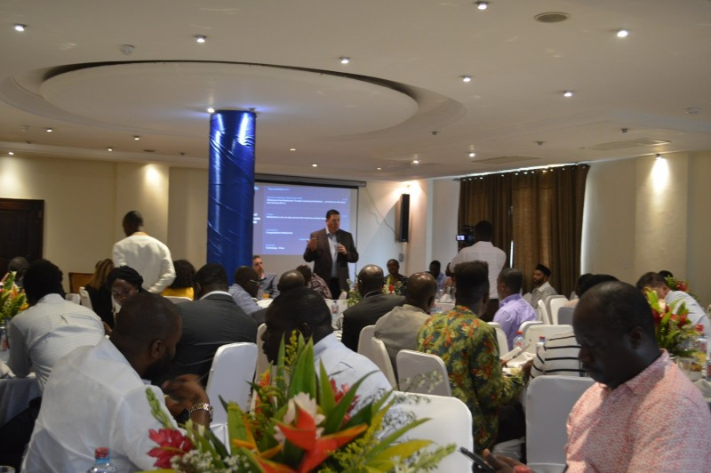 MEDIAMARK GHANA HOLDS EXECUTIVE BREAKFAST MEETING WITH CLIENTS