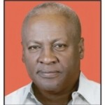 John D Mahama