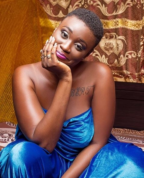 I'm not scared of people seeing my naked photos – Bibi Bright