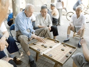 Chinese nursing home pays relatives to visit